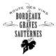 logo route des vins graves